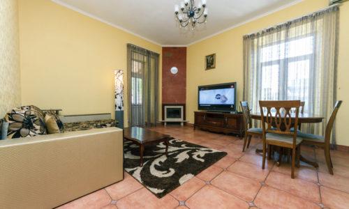 Living Room + 2 Bedrooms