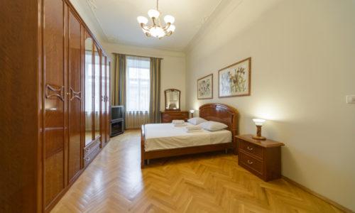 Living Room + 4 Bedrooms